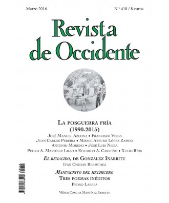 Revista de Occidente Nº 418