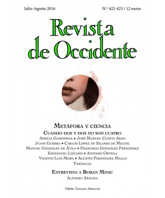 Revista de Occidente Nº 422-423