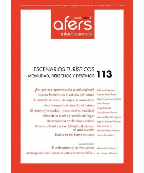 Revista Cidob d'Afers Internacionals Nº 113