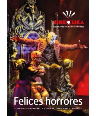 Zirkólika. Revista de las Artes Circenses Nº 48