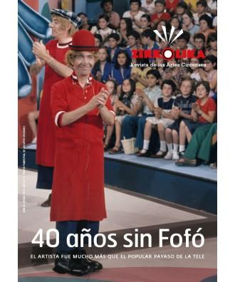 Zirkólika. Revista de las Artes Circenses Nº 49