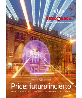 Zirkólika. Revista de las Artes Circenses Nº 50