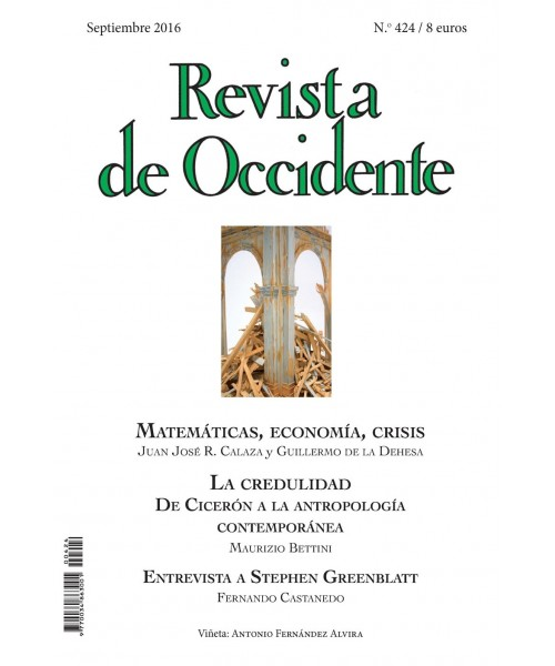 Revista de Occidente Nº 424