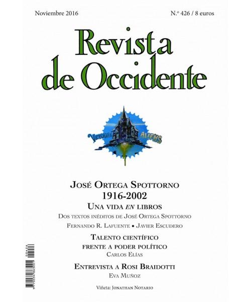 Revista de Occidente Nº 426