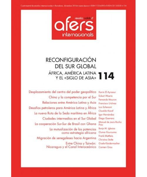 Revista Cidob d'Afers Internacionals Nº 114
