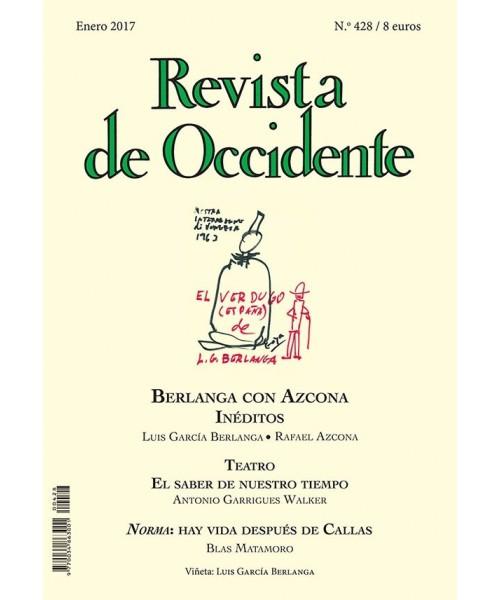 Revista de Occidente Nº 428