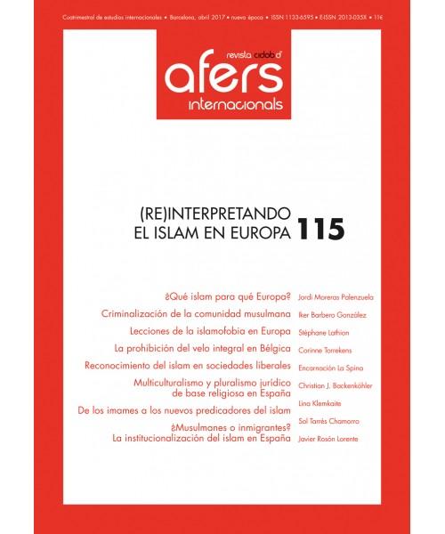 Revista Cidob d'Afers Internacionals Nº 115