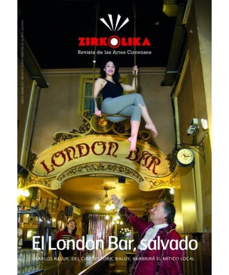Zirkólika. Revista de las Artes Circenses Nº 53