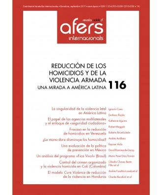 Revista Cidob d'Afers Internacionals Nº 116