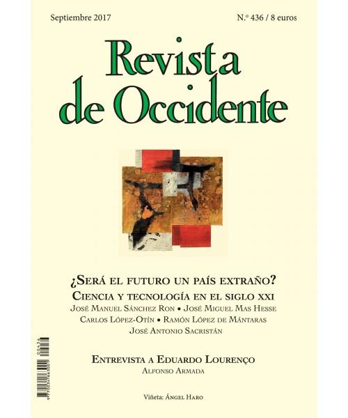 Revista de Occidente Nº 436
