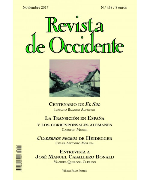 Revista de Occidente Nº 438