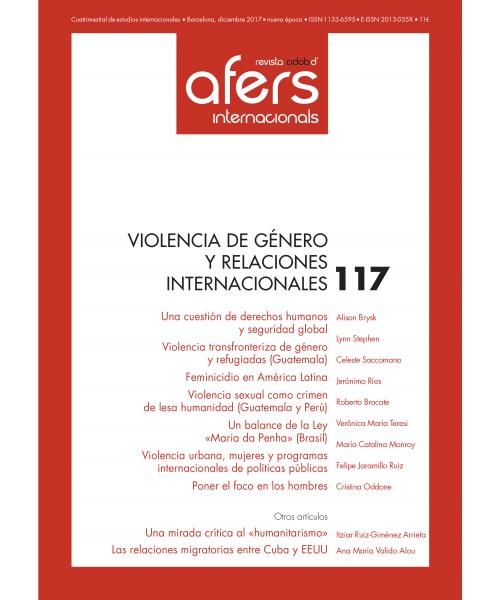 Revista Cidob d'Afers Internacionals Nº 117