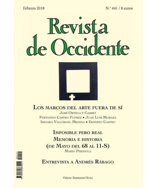 Revista de Occidente Nº 441