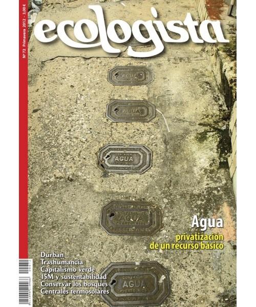 El ecologista Nº 72
