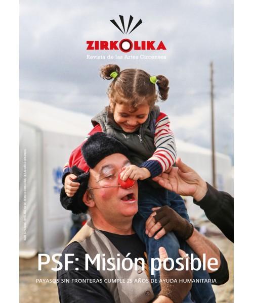 Zirkólika. Revista de las Artes Circenses Nº 57