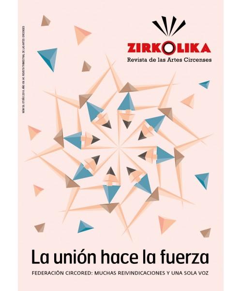 Zirkólika. Revista de las Artes Circenses Nº 58