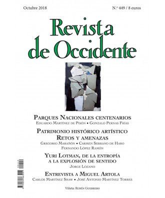 Revista de Occidente Nº 449