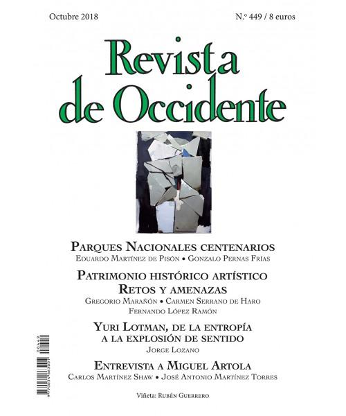Revista de Occidente Nº 449