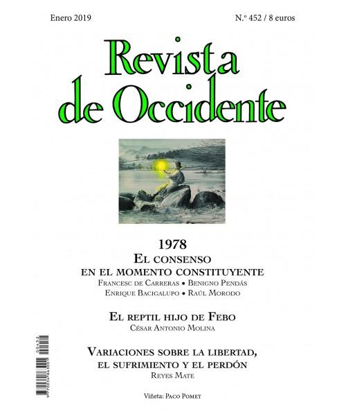 Revista de Occidente Nº 452