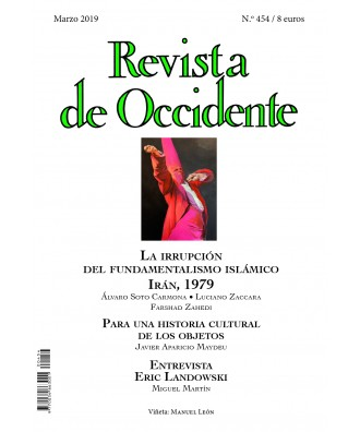 Revista de Occidente Nº 454