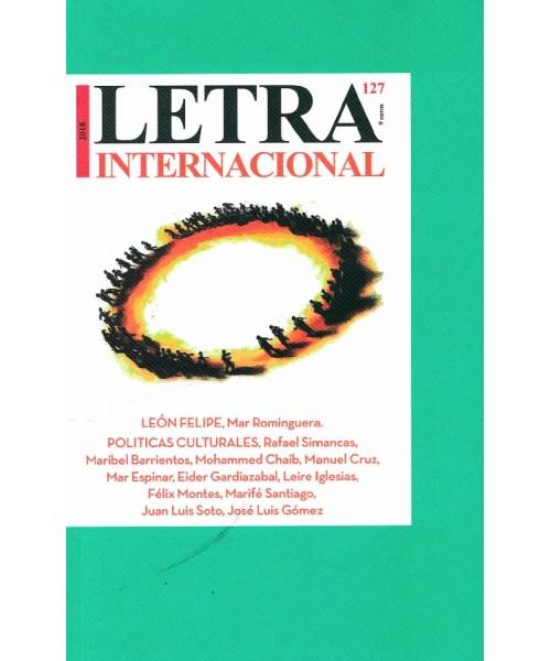Letra Internacional Nº 127