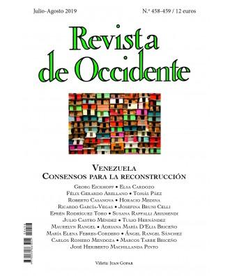 Revista de Occidente Nº 458-459