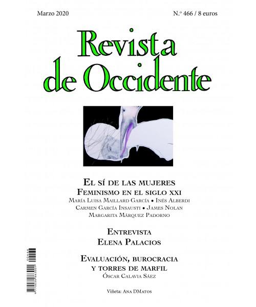 Revista de Occidente Nº 466