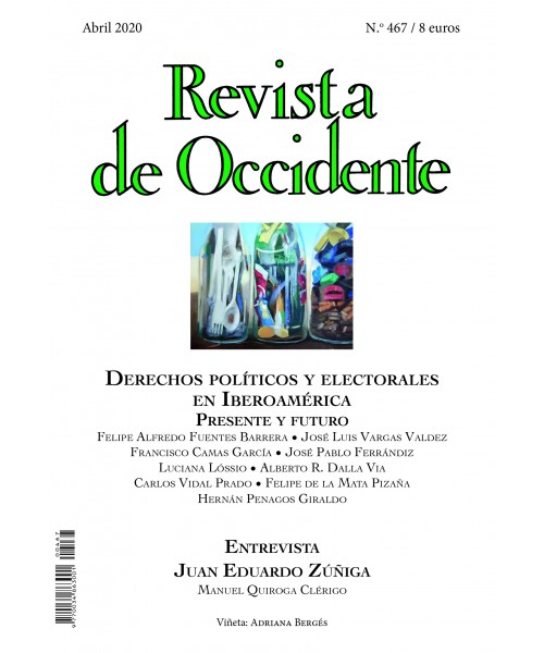 Revista de Occidente Nº 467