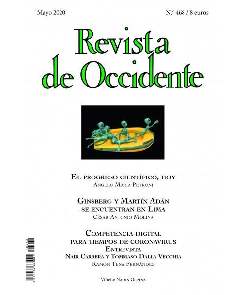 Revista de Occidente Nº 468