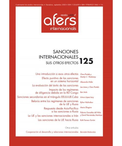 Revista Cidob d'Afers Internacionals Nº 125